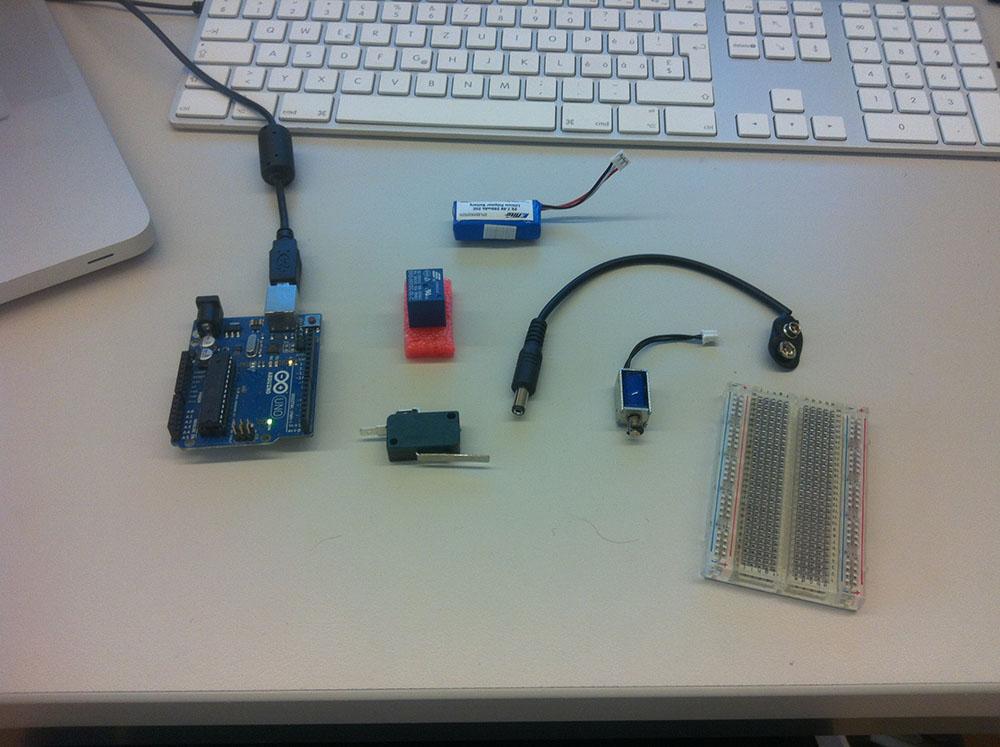 proto-electronics