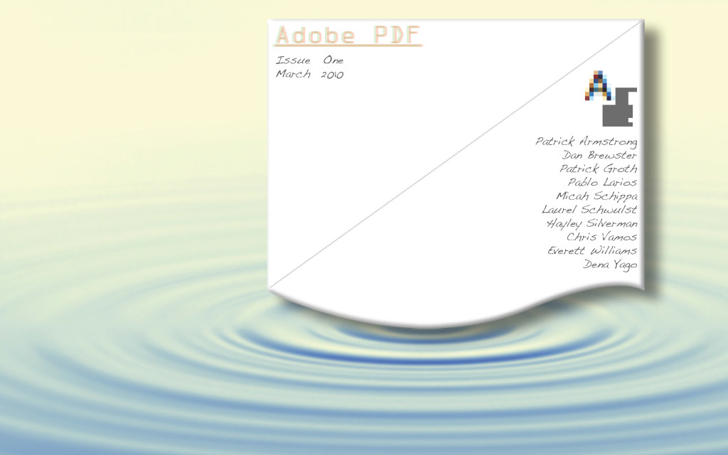 Adobe PDF - Issue 1.