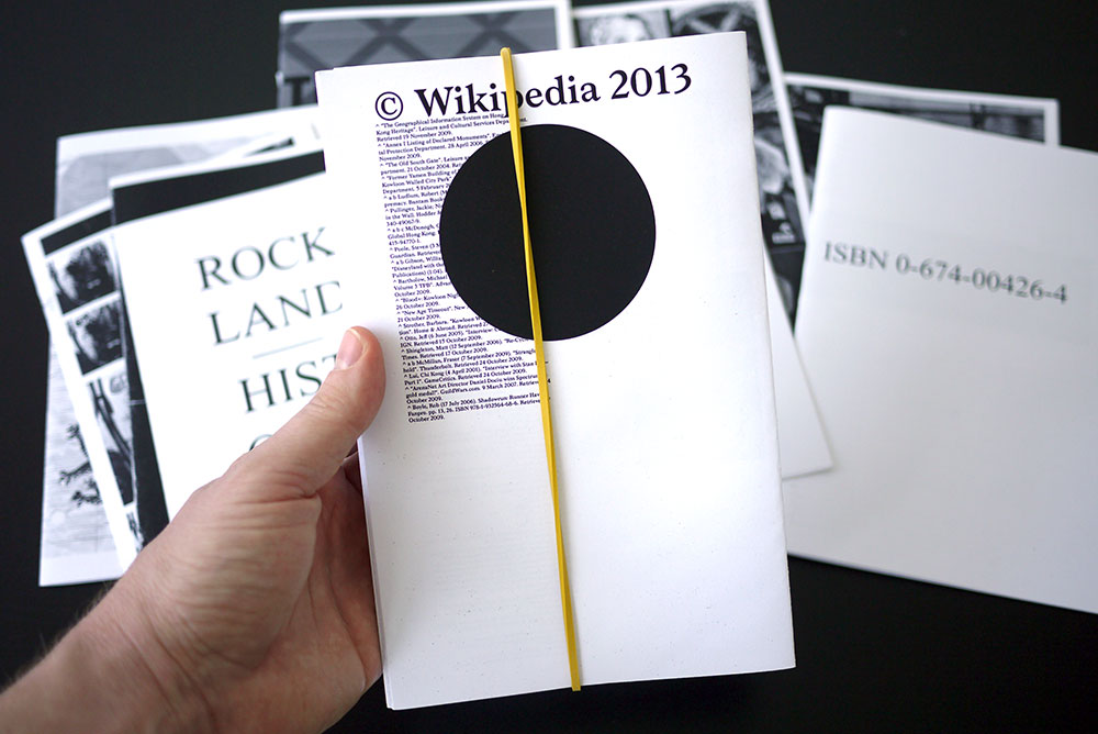 Photo: Library of the Printed Web.