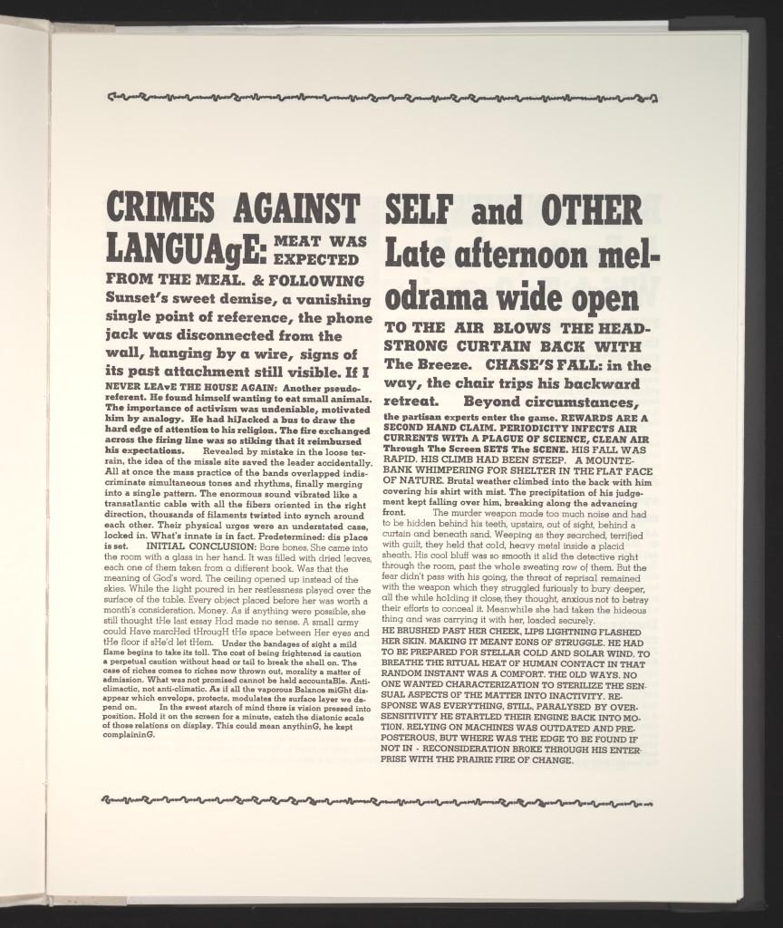 Against Fiction (1983), PDF version.