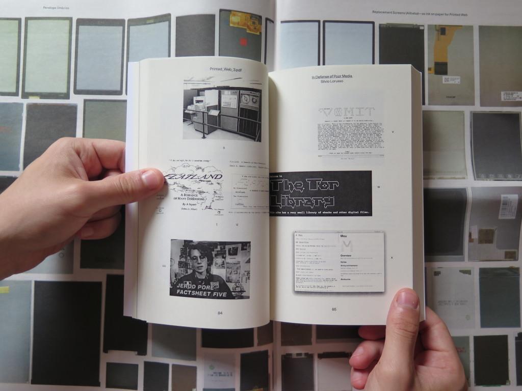 Printed Web 3. Edited by Paul Soulellis.