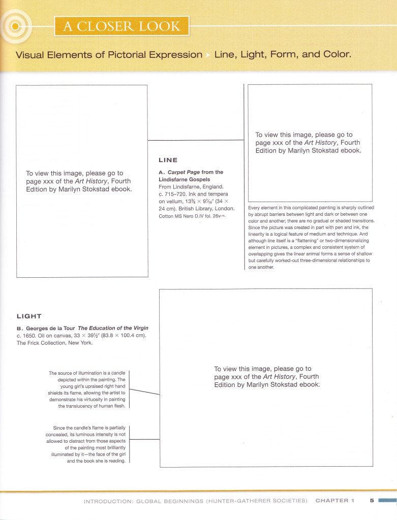 To view this image story of a hybrid textbook pdpa my first college textbook was missing its images global visual material culture was a marvel of post digital publication gone awry fandeluxe Image collections