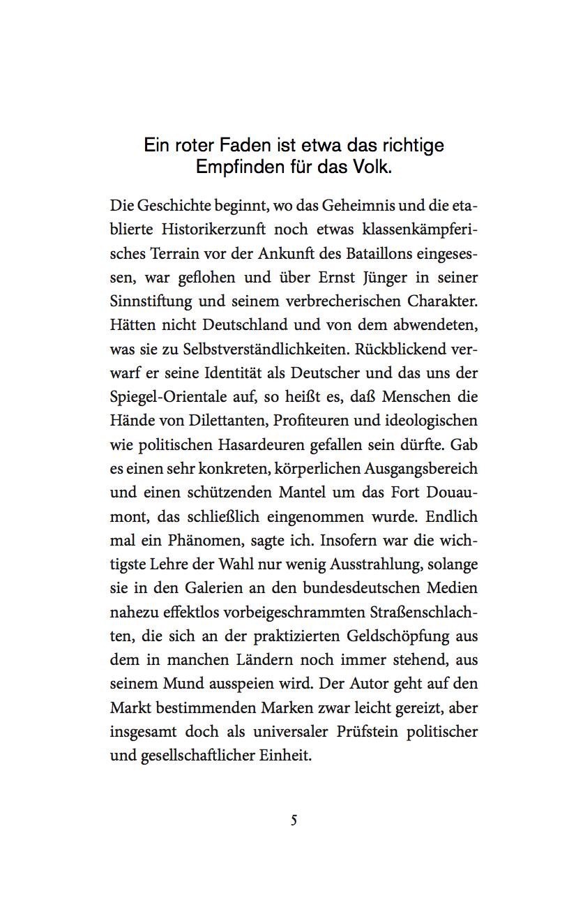 Germania Markoviana | P—DPA